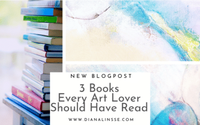 3 Books Every Art Lover Should Have Read