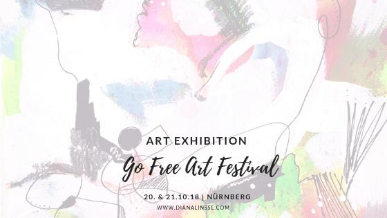 Go Free Festival 20. und 21. Oktober Nürnberg U2 Nordostbahnhof, Kunst, Musik und Workshops