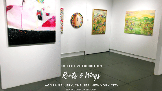 Group Exhibition Roots and Wings in New York