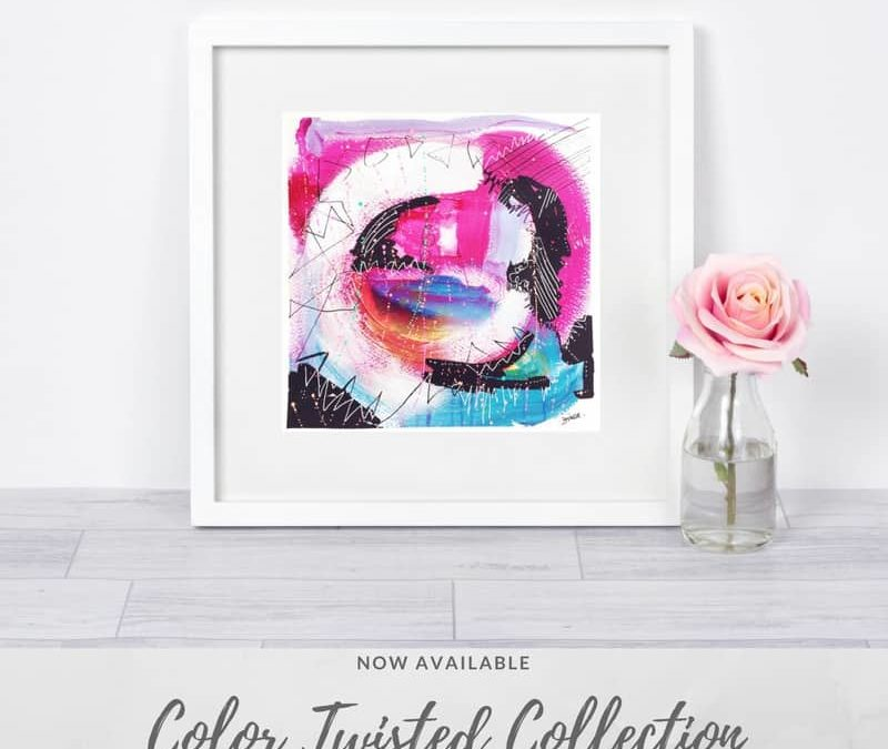 Color Twisted – Neue Kollektion
