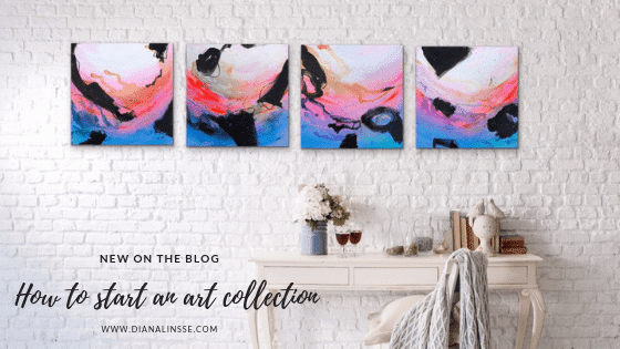 How to start your art collection