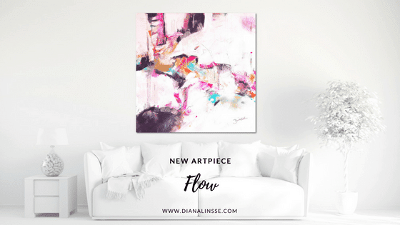 New Artpiece: Flow