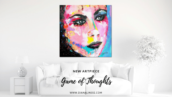 New Artpiece: Game of Thoughts