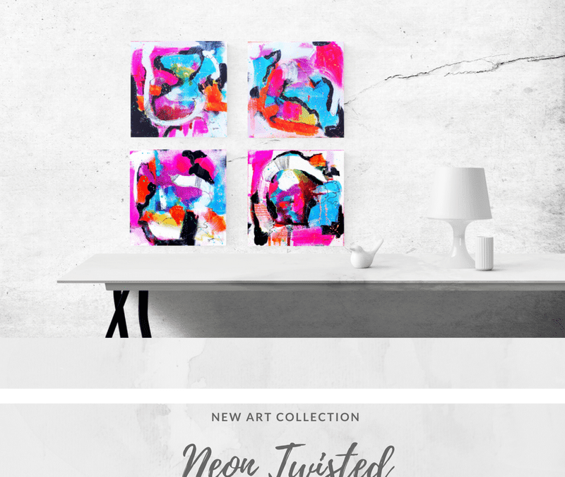 New Collection – Neon Twisted
