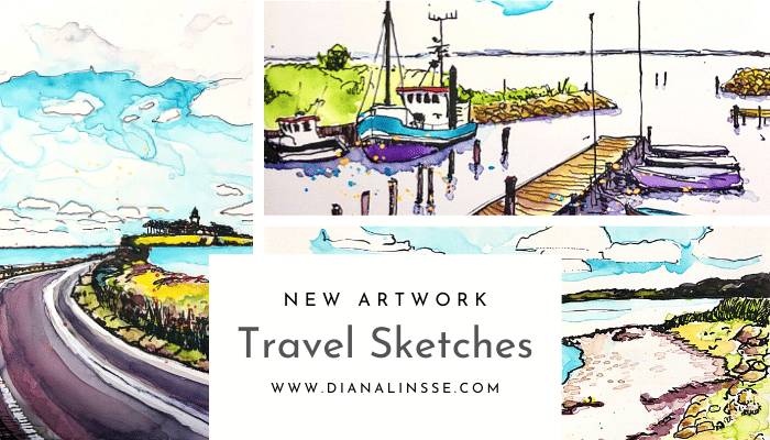 Six New Travel Sketches