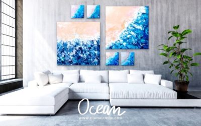 How to find inspiration in 20 minutes – New Collection: Ocean