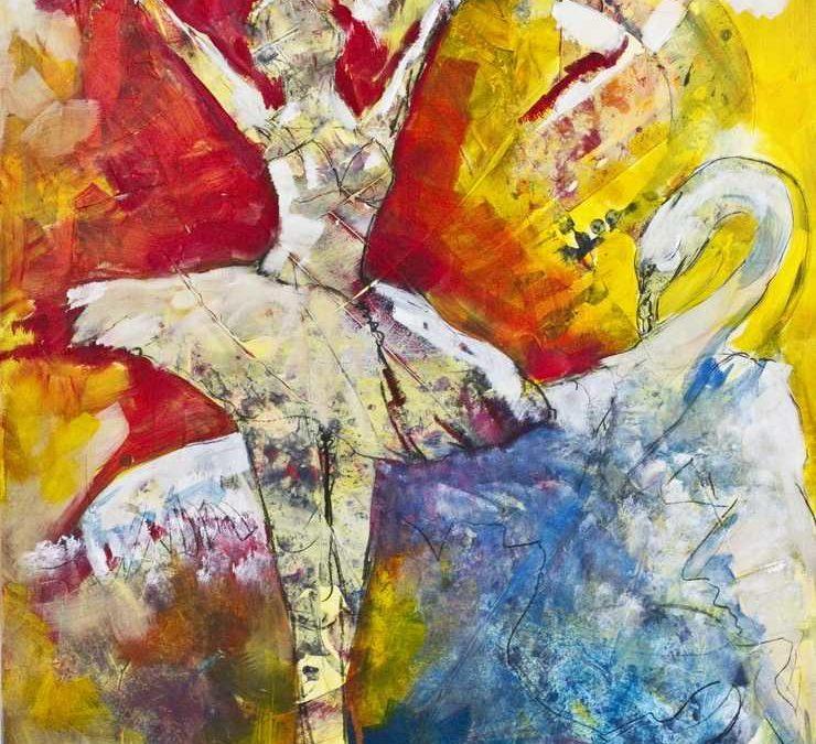 New Artpiece: Dance