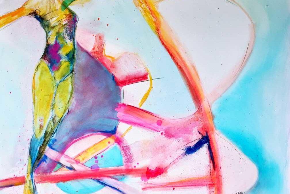 New Artpiece: InMotion