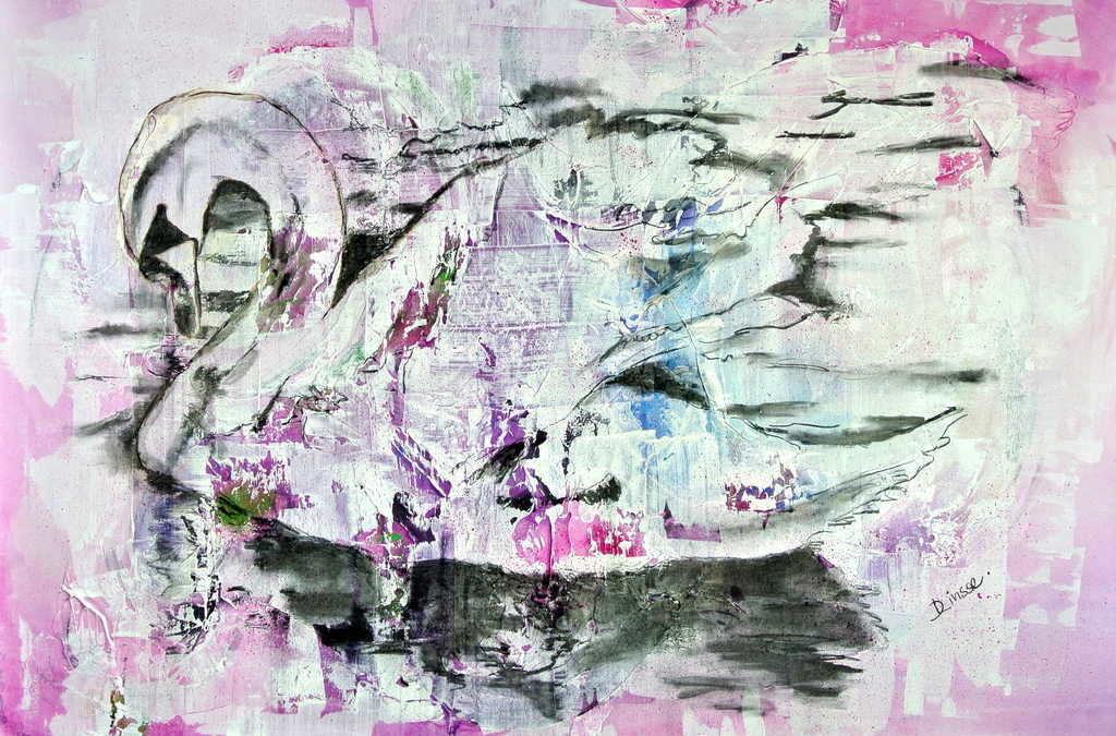 New Artpiece: Swan